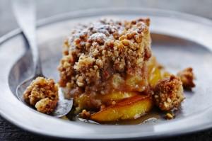 Amazing Paleo Apple Crisp Recipe (gluten-free, grain-free, no refined sugar, reduced-carb)