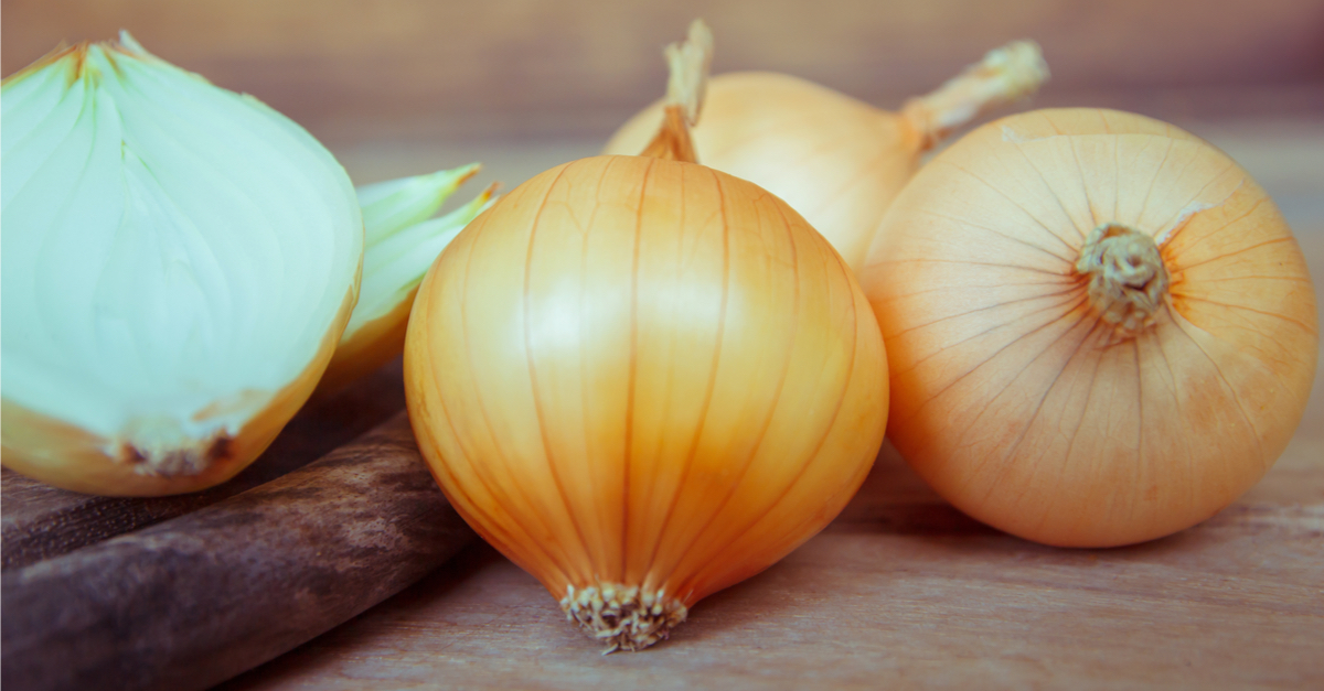 onions & your gut health